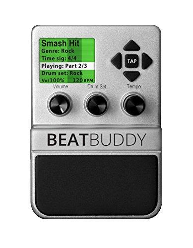 Einzigartige Sound BeatBuddy, die erste Gitarre Pedal Drum-Maschine