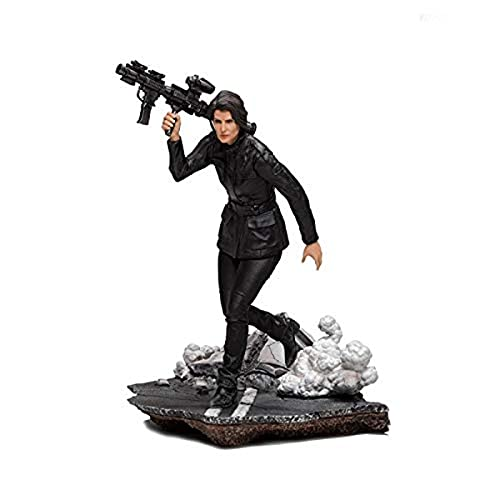 MARIA HILL BDS ART SCALE 1/10 - SPIDER-MAN: FAR FROM HOME