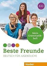 BESTE FREUNDE A2.1 Mein Grammatikheft