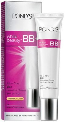 Pond's White Beauty Bb+ All in One Fairness Cream SPF 30 Pa++(18 G)