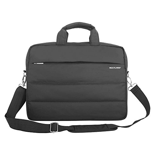 """Multilaser BO397 Case De Nylon Para Notebook Até 15.6 """", Preto"""