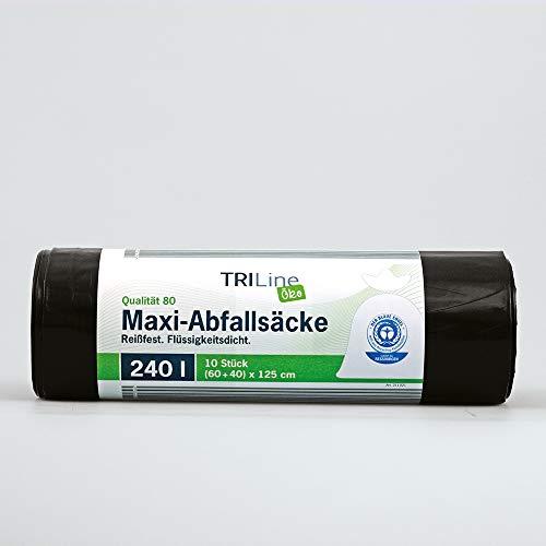 Sopsäck/avfallspåse Triline Eko: 1000 l