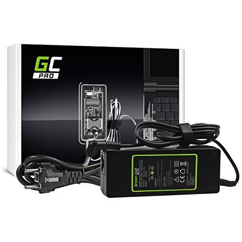 GC PRO Netzteil für eMachines E527 E530 E625 E630 E640 E720 E725 E727 E730 Laptop Ladegerät inkl. Stromkabel (19V 3.95A 75W)