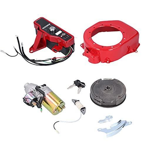 Piezas de motor de gasolina, motor de gasolina fácil de instalar, baja vibración para generadores para motores de gasolina