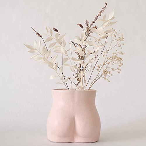 Körper-Blumenvase