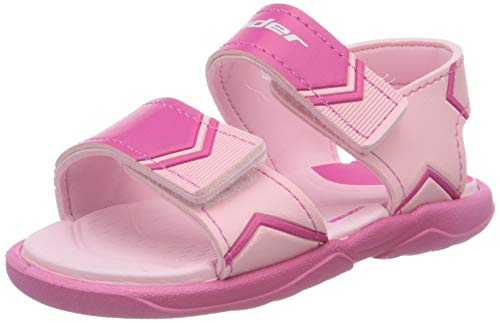 Rider Unisex Baby Comfort Clogs, Mehrfarbig (Pink/Pink 8734.0), 19/20 EU