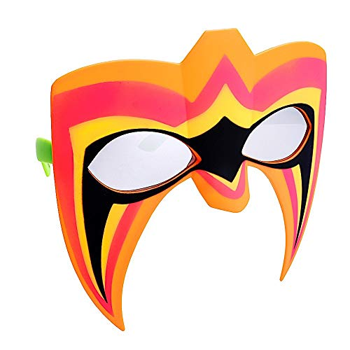 Sun-Staches Officially Licensed WWE Ultimate Warrior