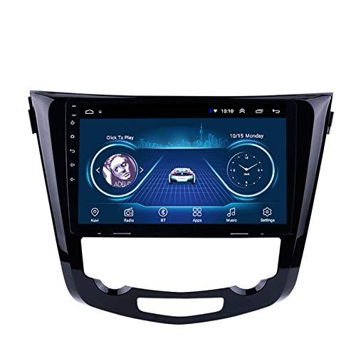 GPS 1G + 16GB Pantalla Grande Android DVD Coche GPS Navegación Para Nissan Qashqai X-Jun 13-16 Navegación GPS, Notificación De Voz De Varias Condiciones De Tráfico, Actualización De (Size:Mode