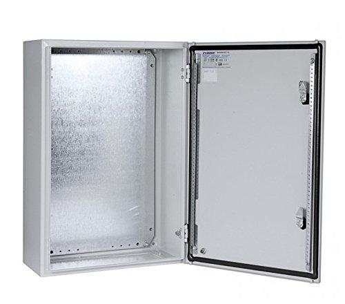 ELDON Schaltschrank, Wandgehäuse eintürig mit Montageplatte (HxBxT/mm) 500 x 400 x 210