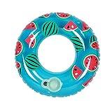 WLD Juguetes inflables Anillos de natación Piscina Anillo inflable Anillo de natación Inflable Asiento salvavidas para adultos Niños adultos Moda Azul Lindo Niño Niña,80#
