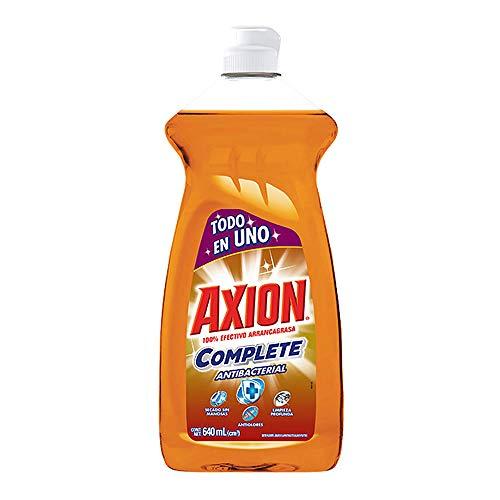 Jabon Axion Liquido marca axion