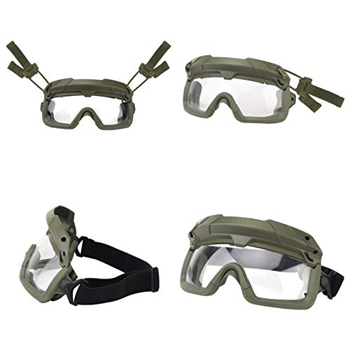 Blanchel Tactical Military Air Gun Caza Gafas Gafas