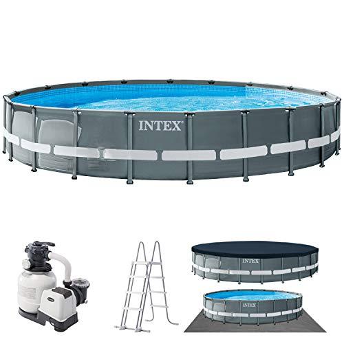 Intex Frame Pool Set Ultra Rondo XTR 26334, Ø 610 x 122 cm
