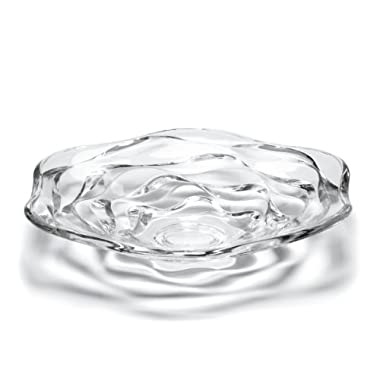 Mikasa Atlantic Crystal Serving Platter, 14-Inch