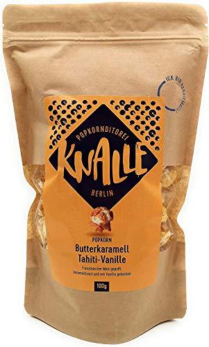 Popkornditorei Knalle UG Popkorn Butterkaramell Tahiti-Vanille, 100 g