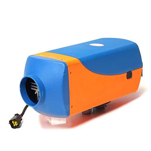 STHfficial 3 KW / 5 KW 12 V / 24 V diesel auto verwarming luchtverwarming diesel Air staande verwarming LCD-scherm schakelaar geluidsdemper voor auto vrachtwagen bus RV 24 V 3 kW.