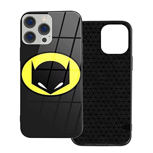Le-go Dc Super-eroi Bat-man Kapow4 - Custodia in vetro per iPhone 12Pro Max, per iPhone 12Pro Max Max Print Case protezione anticaduta, doppio aggiornamento Cover per iPhone 12Pro Max 6.1'