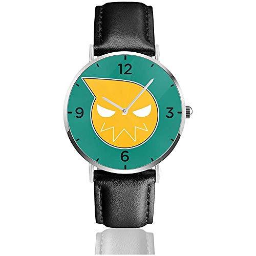 Relojes de Pulsera Soul EA-TER con Correa de Cuero de PU
