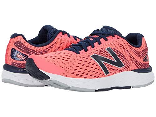 New Balance 680v6, Zapatillas para Correr de Carretera para Mujer, Guava, 37 EU