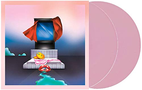 Classroom Sexxtape - Exclusive Limited Edition Baby Pink 2x Vinyl LP