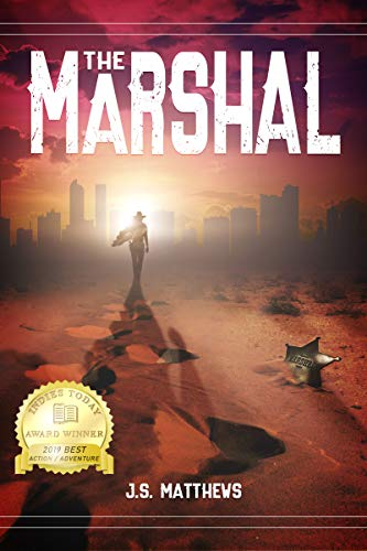 The Marshal by [J.S. Matthews]