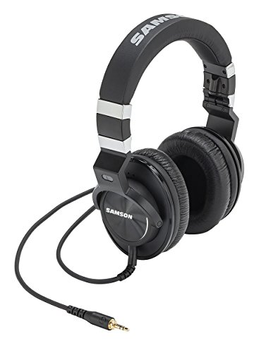 Samson Z55 Closed Back Over-Ear Professional Studio Reference Headphones