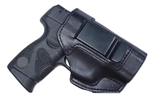 Tactical Scorpion Gear Full Grain Leather IWB Conceal Carry Holster: Fits SCCY 9MM CPX1 / CPX2