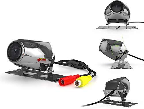 Backup Camera, Clear Night Vision Rear View Camera-Waterproof 170°Wide Viewing Angle Universal Car backup Cameras Vehicle