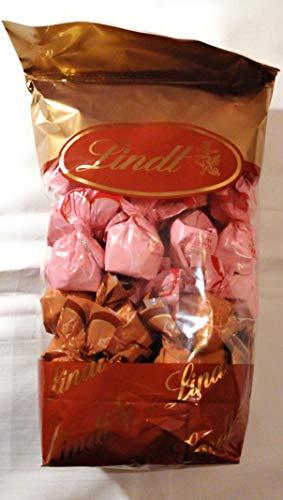 Lindt Fioretto Mischung 600 g (82701 68833) Raffinierte Pralines mit verschiedenen Füllungen