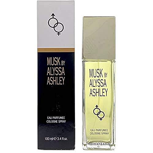 Alyssa Ashley Alyssa Ashley Musk Eau De Cologne 100Ml Spray