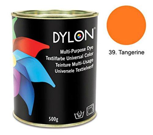 DYLON Teinture multi-usage Mandarine 500 g