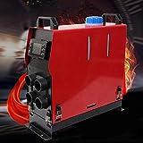 AIMERKUP Calentador Diesel, Juego De Calentador De Combustible Diesel De Estacionamiento De Aire 5KW 12V / 24V Juego De Calentador Diesel De Aire Calentador De Vehículo con Control Eléctrico newcomer