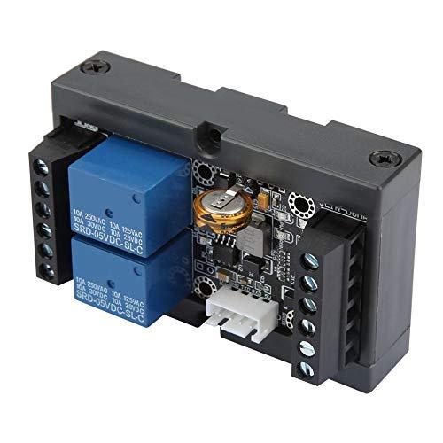 Suministros de ciencia Módulo de relevo Módulo de retardo del relé de retardo Módulo PLC Control Industrial Junta FX1N-06MR relé programable con Shell