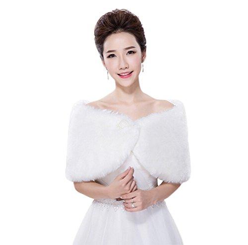 Chaquetas Blancas Para Vestido De Novia
