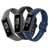 Mijobs [3 Piezas Compatible para Samsung Galaxy Fit E Correas, Correas Samsung Galaxy Fit E Reemplaz...