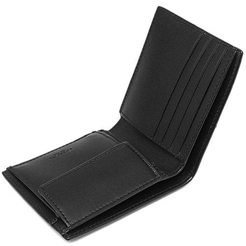 [コーチ]二つ折り財布メンズアウトレットCOACHF75363BLKブラック[並行輸入品]