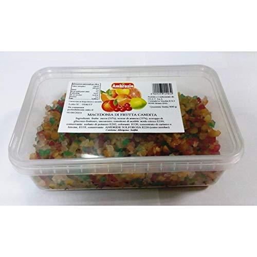 Ambrosio Macedonia di Frutta Candita - 900 g