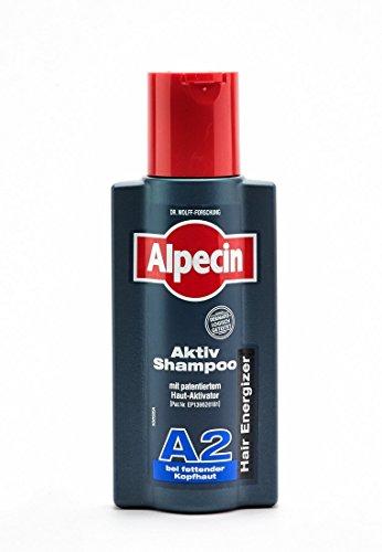 Alpecin Aktiv Shampoo A2 1er Pack, (1x 250 ml)