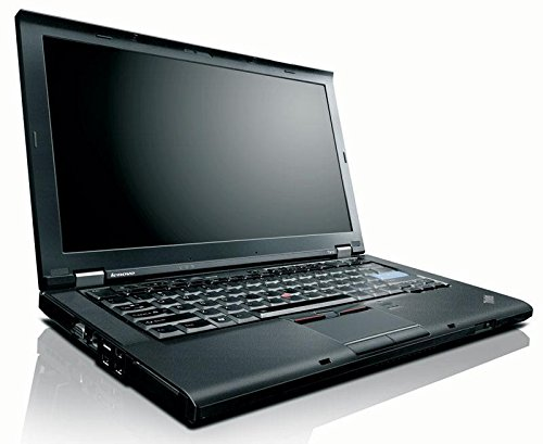 Lenovo Thinkpad T410–PC portátil–14,1'–Negro (Intel Core i5–520M/2.40GHz, 4GB de RAM, Disco Duro 240GB SSD, grabadora DVD, Webcam, Windows 7Profesional)