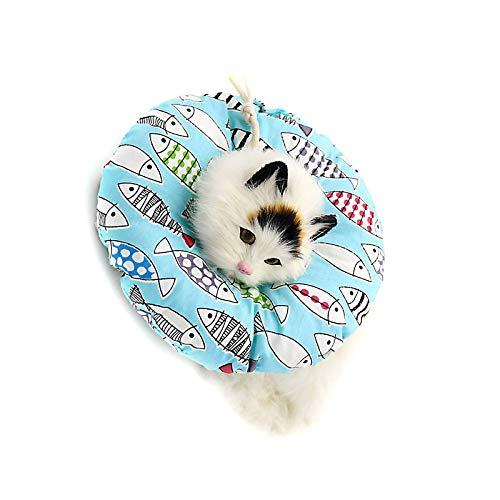 Hundehalsband für Katzen, weich, verstellbar