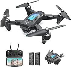 DEERCDronewithCameraforAdultsandKids1080PHDFPVLiveVideo,RCQuadcopterHelicopterwithWaypoints,AltitudeHold,OneKeyStart,HeadlessMode,3DFlip,LongFlight