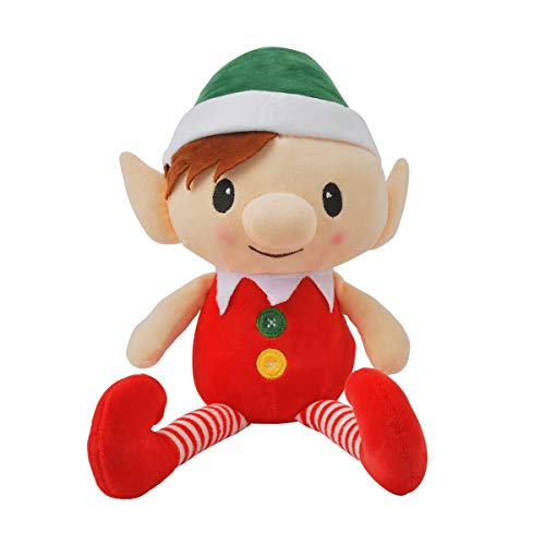 Fancyus The Naughty Elf Bambola Di Peluche Elfo Di Natale