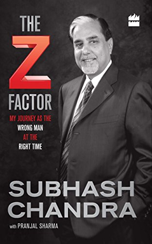 The Z Factor: My Journey as the Wrong Man at the Right Time