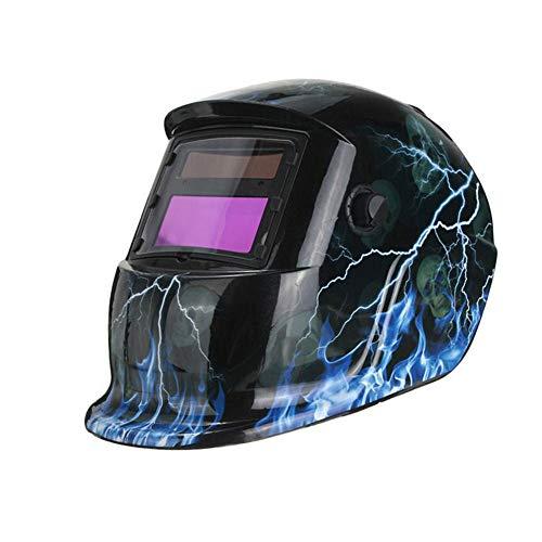 L-SLWI Head-Mounted Sonnen Automatische Variable Optoelektronische Schweißen Argon Lichtbogenschweißen Anti-Radiation Schweißhelm Schutzmaske