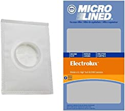 DVC Replacement Vacuum Exhaust Filter Designed for Electrolux Canister Vacuum Cleaners and Ideal for Allergy sufferers   Includes 2 Micro-Lined Filter