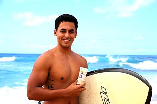Kokua Sun Care SPF 50/80 Min Water Resistance Reef Safe Natural Zinc Sunscreen