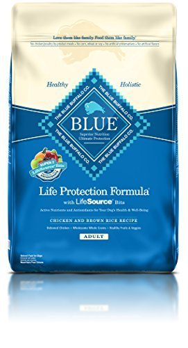 Blue Buffalo Blue Adult Dog Chicken & Brown Rice 15 Lb by Blue Buffalo