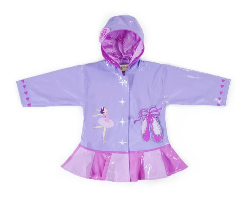Kidorable regenjas voor meisjes