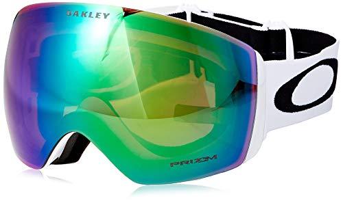Oakley Hombre Flight Deck 705036 0 Gafas deportivas, Blanco (Matte White), 99