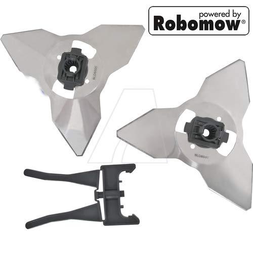 Mes voor robot WOLF-Garten Roboscooter 3000 en Cub Cadet Lawnkeeper 3000